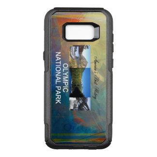Capa OtterBox Commuter Para Samsung Galaxy S8+ Olimpiadas NP de ABH