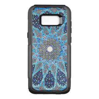 Capa OtterBox Commuter Para Samsung Galaxy S8+ Oriente azul