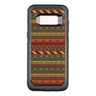 Capa OtterBox Commuter Para Samsung Galaxy S8 Origem étnica