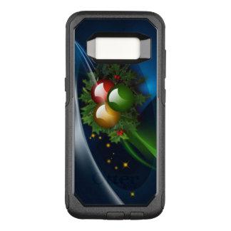Capa OtterBox Commuter Para Samsung Galaxy S8 Ornamento e azevinho