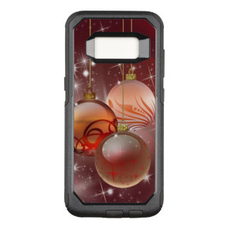 Capa OtterBox Commuter Para Samsung Galaxy S8 Ornamento e estrelas