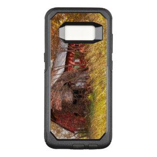Capa OtterBox Commuter Para Samsung Galaxy S8 Os bons dias de cultivo velhos