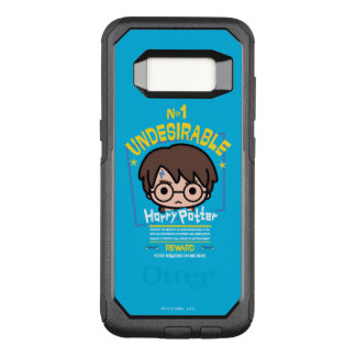 Capa OtterBox Commuter Para Samsung Galaxy S8 Os desenhos animados Harry Potter quiseram o