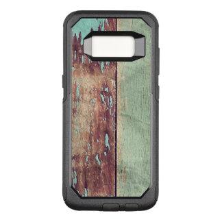 Capa OtterBox Commuter Para Samsung Galaxy S8 Otterbox de madeira antigo