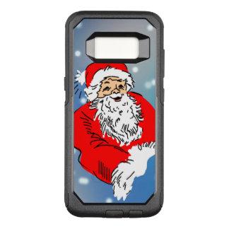Capa OtterBox Commuter Para Samsung Galaxy S8 Papai Noel