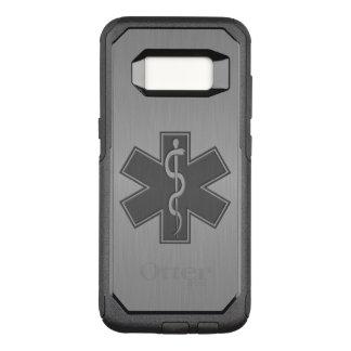 Capa OtterBox Commuter Para Samsung Galaxy S8 Paramédico EMT EMS moderno
