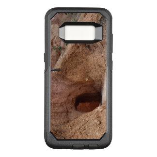 Capa OtterBox Commuter Para Samsung Galaxy S8 Parque nacional Utá da garganta de Bryce