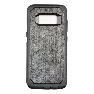 Capa OtterBox Commuter Para Samsung Galaxy S8 Passeio cinzento resistido do cimento