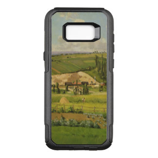 Capa OtterBox Commuter Para Samsung Galaxy S8+ Paysage Patis auxiliar, Pointoise