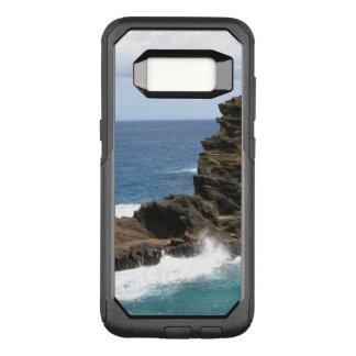 Capa OtterBox Commuter Para Samsung Galaxy S8 Penhasco havaiano