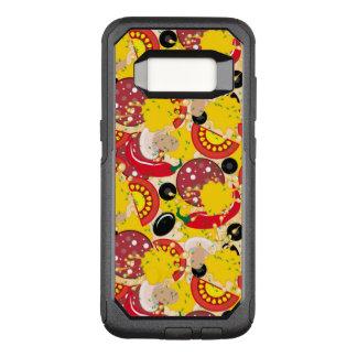 Capa OtterBox Commuter Para Samsung Galaxy S8 Pizza