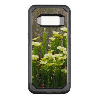 Capa OtterBox Commuter Para Samsung Galaxy S8 Planta de jarro verde e amarelo no pântano