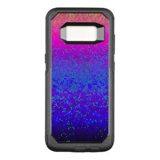 Capa OtterBox Commuter Para Samsung Galaxy S8 Poeira de estrela do brilho da caixa da galáxia S8