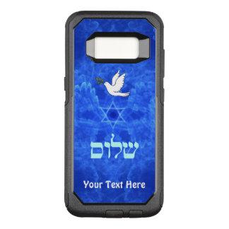Capa OtterBox Commuter Para Samsung Galaxy S8 Pomba - Shalom
