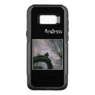 Capa OtterBox Commuter Para Samsung Galaxy S8+ Pombo triste
