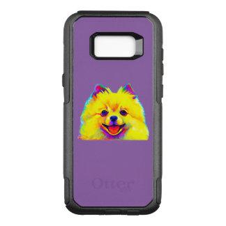 Capa OtterBox Commuter Para Samsung Galaxy S8+ Pomeranian nas cores