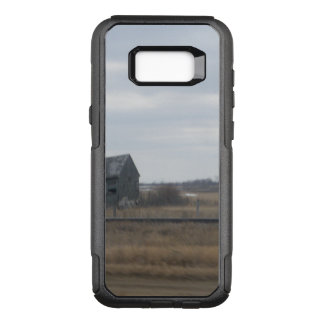 Capa OtterBox Commuter Para Samsung Galaxy S8+ Pradarias abandonadas do canadense da casa da