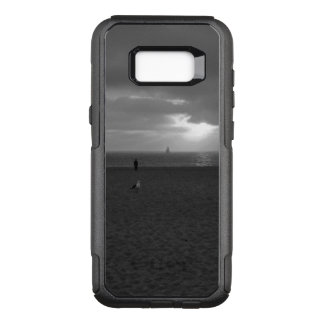 Capa OtterBox Commuter Para Samsung Galaxy S8+ Praia