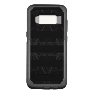 Capa OtterBox Commuter Para Samsung Galaxy S8 Preto Embellished Argyle listrado