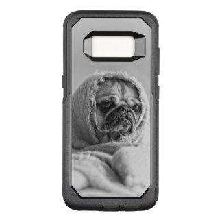 Capa OtterBox Commuter Para Samsung Galaxy S8 Pug do país de origem