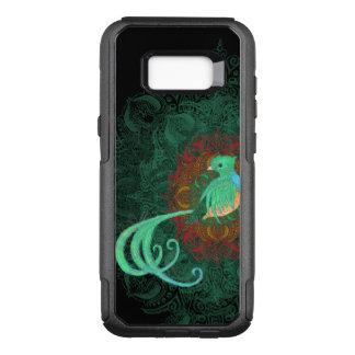 Capa OtterBox Commuter Para Samsung Galaxy S8+ Quetzal encaracolado