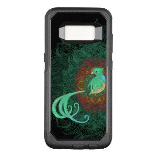 Capa OtterBox Commuter Para Samsung Galaxy S8 Quetzal encaracolado