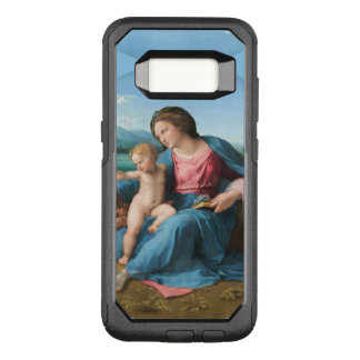 Capa OtterBox Commuter Para Samsung Galaxy S8 Raphael Madonna alba