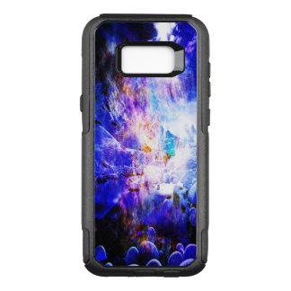 Capa OtterBox Commuter Para Samsung Galaxy S8+ Respire outra vez sonhos da noite de Yule