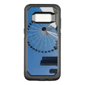 Capa OtterBox Commuter Para Samsung Galaxy S8 Roda de Ferris centenária