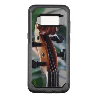 Capa OtterBox Commuter Para Samsung Galaxy S8 Rolo elegante do violino