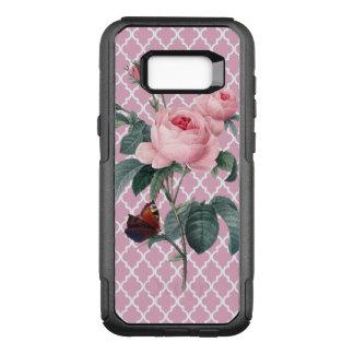 Capa OtterBox Commuter Para Samsung Galaxy S8+ Rosa cor-de-rosa de Marrocos