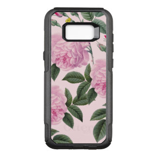 Capa OtterBox Commuter Para Samsung Galaxy S8+ Rosas cor-de-rosa