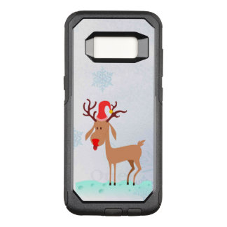 Capa OtterBox Commuter Para Samsung Galaxy S8 Rudolph