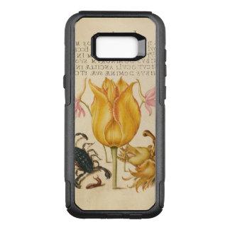 Capa OtterBox Commuter Para Samsung Galaxy S8+ scorpio amarelo da tulipa