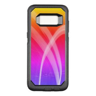 Capa OtterBox Commuter Para Samsung Galaxy S8 Série clara do fragmento