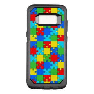 Capa OtterBox Commuter Para Samsung Galaxy S8 Série feita sob encomenda da viagem ao trabalho da