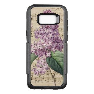 Capa OtterBox Commuter Para Samsung Galaxy S8+ Sonho do Lilac