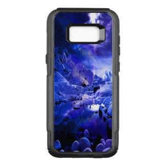 Capa OtterBox Commuter Para Samsung Galaxy S8+ Sonhos da noite de Yule