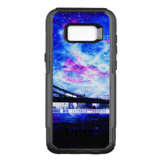 Capa OtterBox Commuter Para Samsung Galaxy S8+ Sonhos do Budapest do amante
