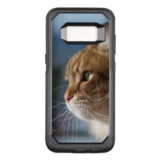 Capa OtterBox Commuter Para Samsung Galaxy S8 Suiças do gato no sol
