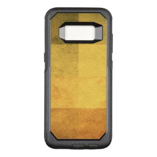 Capa OtterBox Commuter Para Samsung Galaxy S8 sujo aguarela-como o abstrato 2 do gráfico