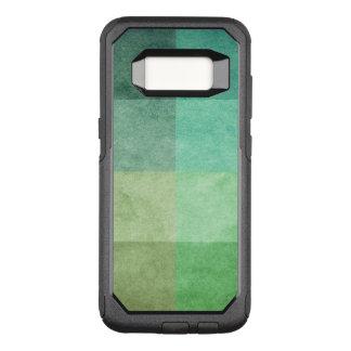 Capa OtterBox Commuter Para Samsung Galaxy S8 sujo aguarela-como o abstrato 3 do gráfico