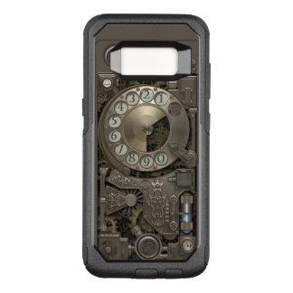 Capa OtterBox Commuter Para Samsung Galaxy S8 Telefone de seletor giratório do metal de