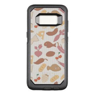 Capa OtterBox Commuter Para Samsung Galaxy S8 Teste padrão 2 2 da comida