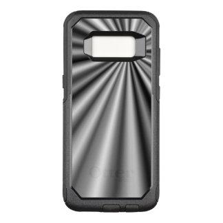 Capa OtterBox Commuter Para Samsung Galaxy S8 Teste padrão abstrato do contemporâneo
