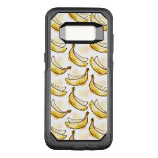 Capa OtterBox Commuter Para Samsung Galaxy S8 Teste padrão com banana