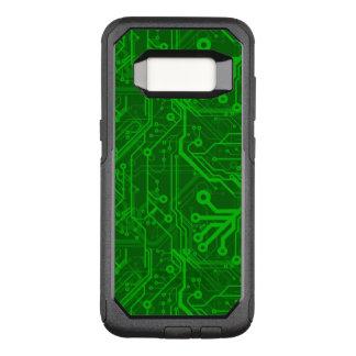 Capa OtterBox Commuter Para Samsung Galaxy S8 Teste padrão do conselho de circuito impresso do