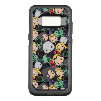 Capa OtterBox Commuter Para Samsung Galaxy S8 Teste padrão do lance dos comedores da morte de