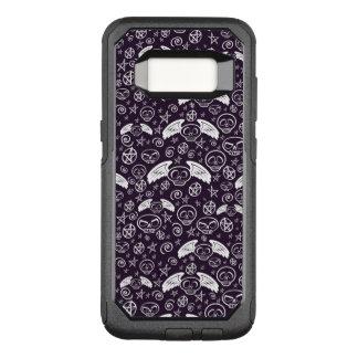 "Capa OtterBox Commuter Para Samsung Galaxy S8 Teste padrão do ""Voodoo"""