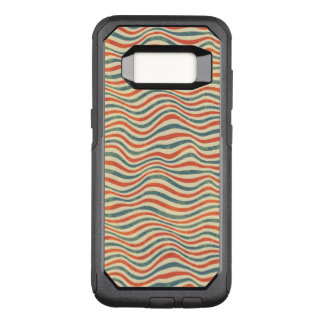 Capa OtterBox Commuter Para Samsung Galaxy S8 Teste padrão listrado